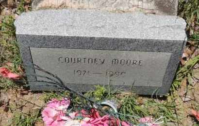 MOORE, COURTNEY - Hempstead County, Arkansas | COURTNEY MOORE - Arkansas Gravestone Photos
