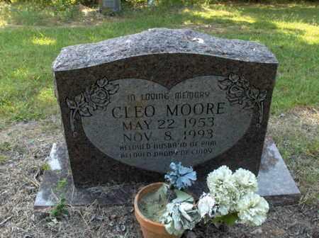 MOORE, CLEO - Hempstead County, Arkansas | CLEO MOORE - Arkansas Gravestone Photos