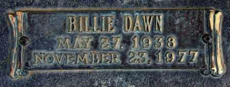 MOORE, BILLIE DAWN (CLOSEUP) - Hempstead County, Arkansas | BILLIE DAWN (CLOSEUP) MOORE - Arkansas Gravestone Photos