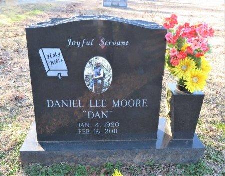 "MOORE, DANIEL LEE ""DAN"" - Hempstead County, Arkansas   DANIEL LEE ""DAN"" MOORE - Arkansas Gravestone Photos"