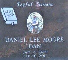 "MOORE, DANIEL LEE ""DAN"" (PHOTO) - Hempstead County, Arkansas | DANIEL LEE ""DAN"" (PHOTO) MOORE - Arkansas Gravestone Photos"