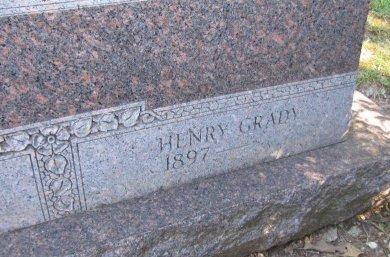 MOORE, HENRY GRADY (CLOSEUP) - Hempstead County, Arkansas | HENRY GRADY (CLOSEUP) MOORE - Arkansas Gravestone Photos
