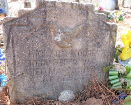 MOORE, HICLACE - Hempstead County, Arkansas   HICLACE MOORE - Arkansas Gravestone Photos