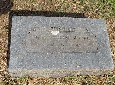 MOORE, HARRY ALLAN - Hempstead County, Arkansas | HARRY ALLAN MOORE - Arkansas Gravestone Photos