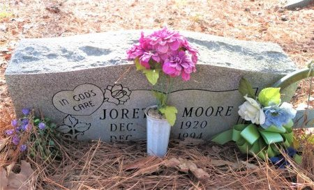 MOORE, JORETHA - Hempstead County, Arkansas | JORETHA MOORE - Arkansas Gravestone Photos