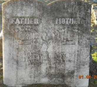 MOORE, MARY E - Hempstead County, Arkansas | MARY E MOORE - Arkansas Gravestone Photos