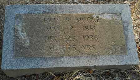 MOORE, LEWIS B - Hempstead County, Arkansas   LEWIS B MOORE - Arkansas Gravestone Photos