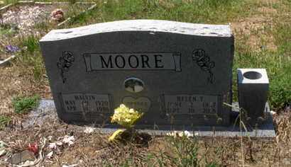 MOORE, MALVIN - Hempstead County, Arkansas | MALVIN MOORE - Arkansas Gravestone Photos