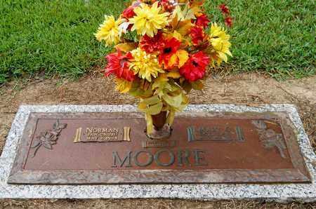 MOORE, NORMAN - Hempstead County, Arkansas | NORMAN MOORE - Arkansas Gravestone Photos