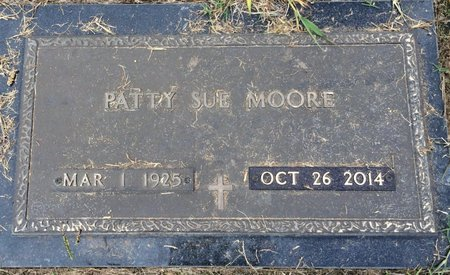 MOORE, PATTY SUE - Hempstead County, Arkansas   PATTY SUE MOORE - Arkansas Gravestone Photos