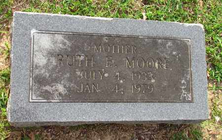 MOORE, RUTH E - Hempstead County, Arkansas | RUTH E MOORE - Arkansas Gravestone Photos