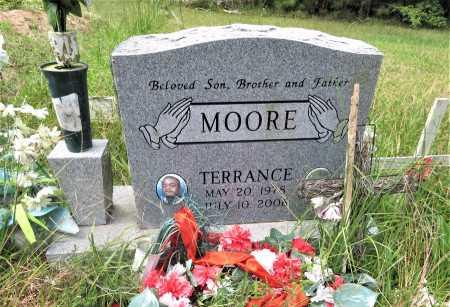 MOORE, TERRANCE - Hempstead County, Arkansas | TERRANCE MOORE - Arkansas Gravestone Photos