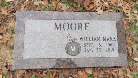 MOORE, WILLIAM MARK - Hempstead County, Arkansas | WILLIAM MARK MOORE - Arkansas Gravestone Photos