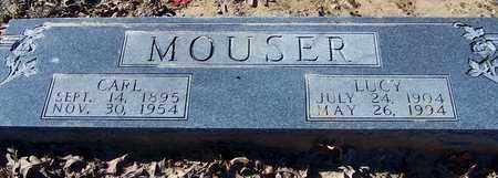 MOUSER, CARL - Hempstead County, Arkansas   CARL MOUSER - Arkansas Gravestone Photos