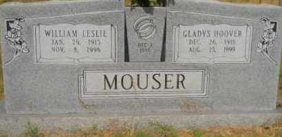 MOUSER, GLADYS - Hempstead County, Arkansas | GLADYS MOUSER - Arkansas Gravestone Photos