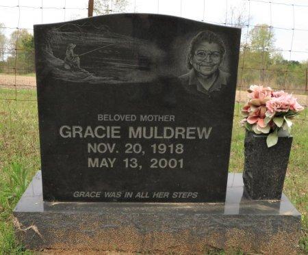MULDREW, GRACIE - Hempstead County, Arkansas | GRACIE MULDREW - Arkansas Gravestone Photos
