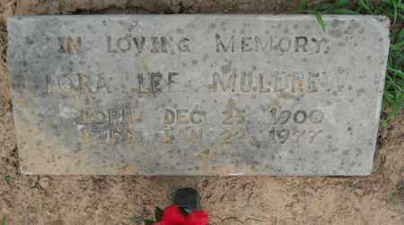 MULDREW, NORA - Hempstead County, Arkansas   NORA MULDREW - Arkansas Gravestone Photos