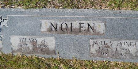 NOLEN, NELL V - Hempstead County, Arkansas | NELL V NOLEN - Arkansas Gravestone Photos