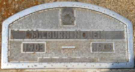 NOLEN, MILBURN - Hempstead County, Arkansas | MILBURN NOLEN - Arkansas Gravestone Photos