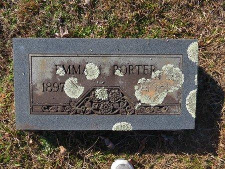 PORTER, EMMA - Hempstead County, Arkansas | EMMA PORTER - Arkansas Gravestone Photos