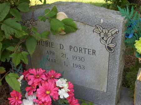 PORTER, HUBIE D - Hempstead County, Arkansas | HUBIE D PORTER - Arkansas Gravestone Photos