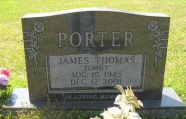 "PORTER, JAMES THOMAS ""TOMMY"" - Hempstead County, Arkansas   JAMES THOMAS ""TOMMY"" PORTER - Arkansas Gravestone Photos"
