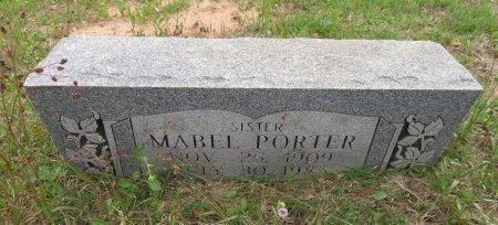 PORTER, MABEL - Hempstead County, Arkansas | MABEL PORTER - Arkansas Gravestone Photos