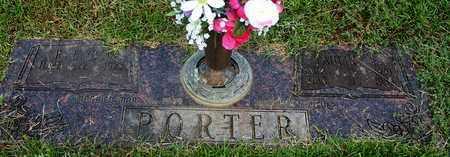 PORTER, PAULINE E - Hempstead County, Arkansas | PAULINE E PORTER - Arkansas Gravestone Photos