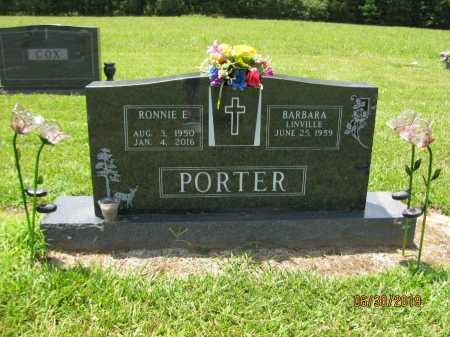 PORTER, RONNIE E - Hempstead County, Arkansas | RONNIE E PORTER - Arkansas Gravestone Photos