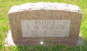 PORTER, T H - Hempstead County, Arkansas | T H PORTER - Arkansas Gravestone Photos