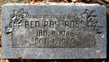 ROSS, BEN RAY - Hempstead County, Arkansas | BEN RAY ROSS - Arkansas Gravestone Photos