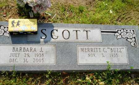 SCOTT, BARBARA J - Hempstead County, Arkansas   BARBARA J SCOTT - Arkansas Gravestone Photos