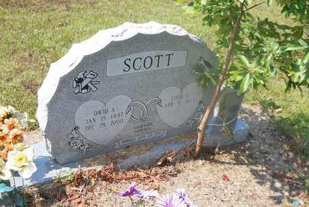 SCOTT, DAVID A - Hempstead County, Arkansas   DAVID A SCOTT - Arkansas Gravestone Photos