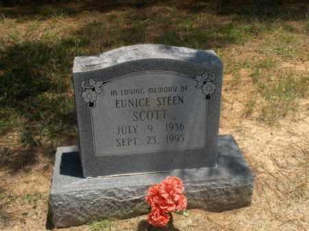SCOTT, EUNICE - Hempstead County, Arkansas | EUNICE SCOTT - Arkansas Gravestone Photos