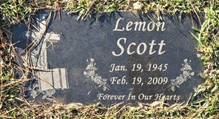 SCOTT, LEMON - Hempstead County, Arkansas | LEMON SCOTT - Arkansas Gravestone Photos