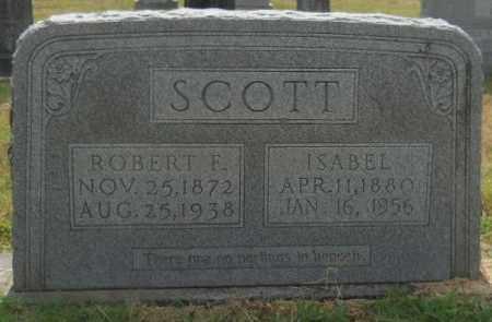 SCOTT, ROBERT F - Hempstead County, Arkansas | ROBERT F SCOTT - Arkansas Gravestone Photos