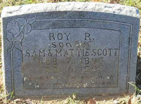 SCOTT, ROY R - Hempstead County, Arkansas | ROY R SCOTT - Arkansas Gravestone Photos