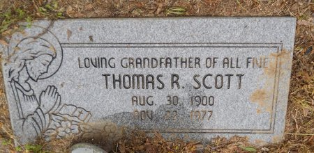 SCOTT, THOMAS R. - Hempstead County, Arkansas | THOMAS R. SCOTT - Arkansas Gravestone Photos