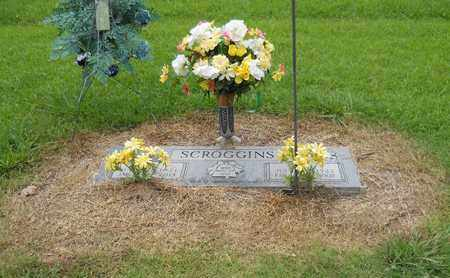 SCROGGINS, CLYDE L - Hempstead County, Arkansas | CLYDE L SCROGGINS - Arkansas Gravestone Photos