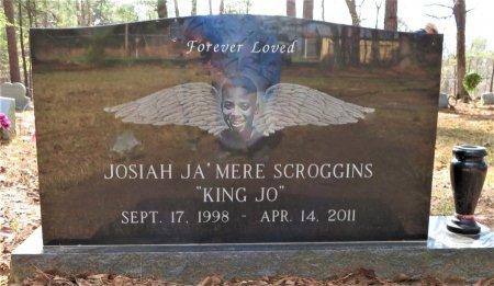 SCROGGINS, JOSIAH JA'MERE - Hempstead County, Arkansas | JOSIAH JA'MERE SCROGGINS - Arkansas Gravestone Photos