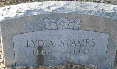 STAMPS, LYDIA - Hempstead County, Arkansas   LYDIA STAMPS - Arkansas Gravestone Photos