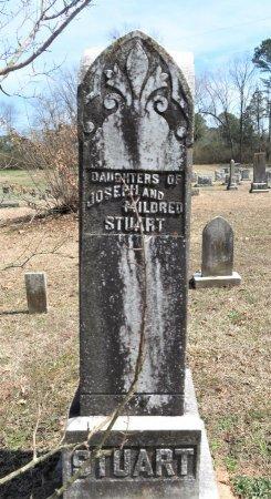 STUART, MILDRED VERNOR (BACKVIEW) - Hempstead County, Arkansas   MILDRED VERNOR (BACKVIEW) STUART - Arkansas Gravestone Photos