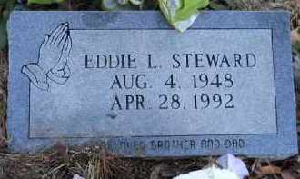 STEWARD, EDDIE L - Hempstead County, Arkansas   EDDIE L STEWARD - Arkansas Gravestone Photos