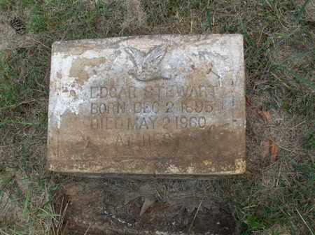 STEWART, EDGAR - Hempstead County, Arkansas | EDGAR STEWART - Arkansas Gravestone Photos
