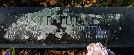 "STROUD, G. M. ""BUD"" - Hempstead County, Arkansas | G. M. ""BUD"" STROUD - Arkansas Gravestone Photos"