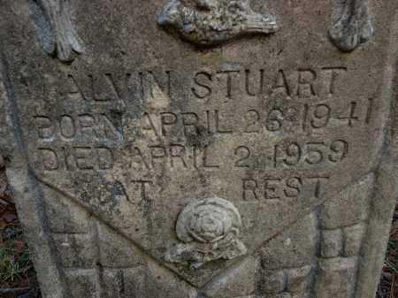 STUART, ALVIN - Hempstead County, Arkansas | ALVIN STUART - Arkansas Gravestone Photos