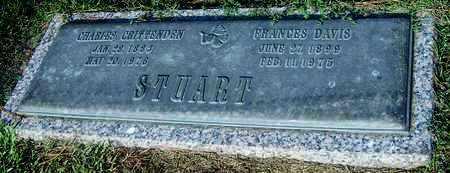 STUART, CHARLES CRITTENDEN - Hempstead County, Arkansas | CHARLES CRITTENDEN STUART - Arkansas Gravestone Photos