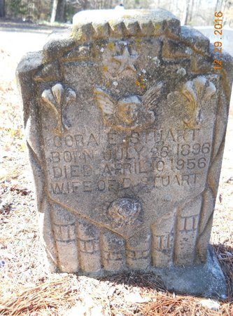 STUART, CORA E - Hempstead County, Arkansas   CORA E STUART - Arkansas Gravestone Photos