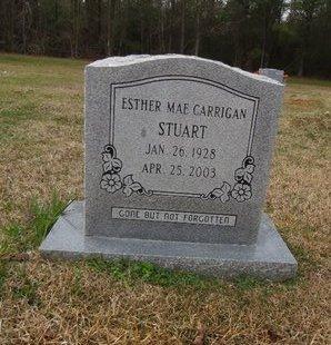 STUART, ESTHER MAE - Hempstead County, Arkansas | ESTHER MAE STUART - Arkansas Gravestone Photos