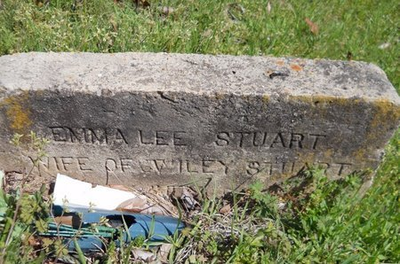 STUART, EMMA LEE - Hempstead County, Arkansas | EMMA LEE STUART - Arkansas Gravestone Photos